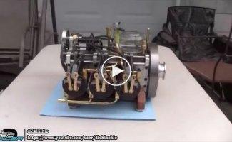 Подборка удививиельных маленких двигателей