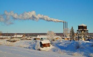 Сибирь туристическая и нетуристическая (45фото)