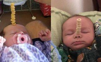 Пока дети спят, папы веселятся, как могут! (11фото)