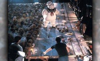 За кулисами Голливуда: кадры со съемок знаменитых фильмов (12фото)