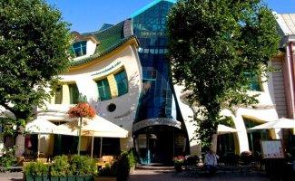 63 самых необычных и красивых зданий в мире! (66фото)