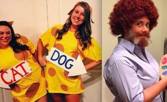 24 идеальных костюма на Хэллоуин для тех, кто любит смотреть телевизор (25фото)