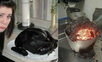 Поставил и забыл: о том, что творится на кухне у забывчивых людей (26фото)