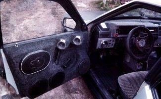 Ужасные примеры установки автоакустики (41фото)