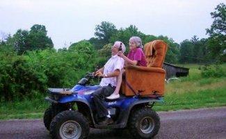 Пенсионеры, которым возраст нипочем ! (25фото)