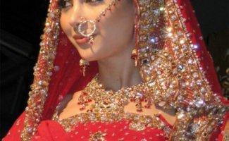 Индийские невесты (17фото)