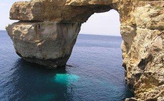 Самые удивительные нерукотворные арки (6фото)