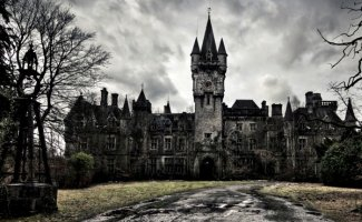 Самые страшные привидения в мире (8фото)