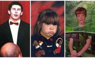 25 школьных фотографий, за которые родители отказались платить (26фото)
