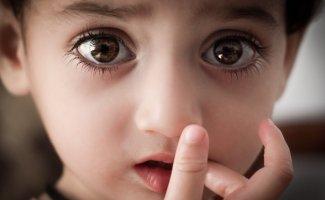 Глаза зеркало души - поразительный и удивительный детский взгляд (24фото)