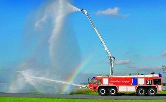 Действующие пожарные машины со всего мира (30фото)