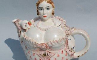 Поразительные и необычные чайники (21фото)