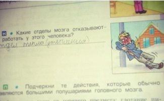 Маразмы современных школьных учебников (24фото)