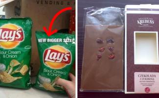 Как нас обманывают производители еды (49фото)