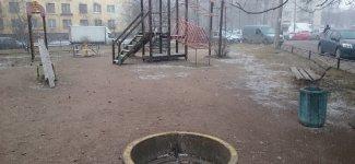 Как на самом деле должны выглядеть все детские площадки (23фото)