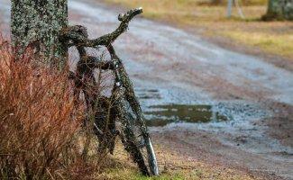 Велосипеды, которые уже никуда не поедут (40фото)