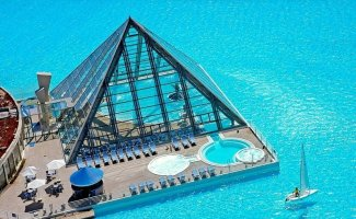Самый большой бассейн в мире и 5 других мест достойных внимания (8фото+1видео)