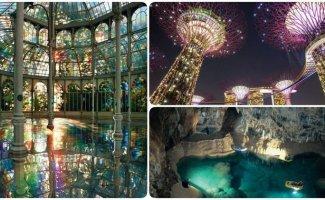15 классных мест, которые стоит посетить во время следующего отпуска (17фото)