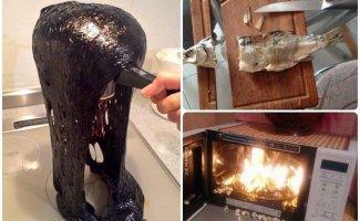 15 людей, которым лучше держаться от кухни подальше (16фото)