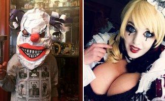 19 фотографий, которые доказывают, что клоуны звездец какие страшные (20фото)