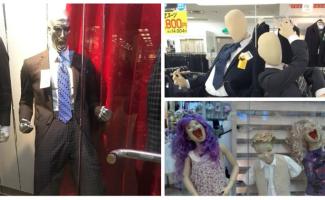 35 смешных сценок из жизни манекенов (36фото)
