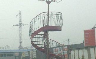 Лестницы, которые никуда не ведут (36фото)