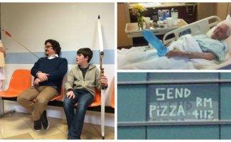 20 неожиданных и смешных больничных приколов (21фото)