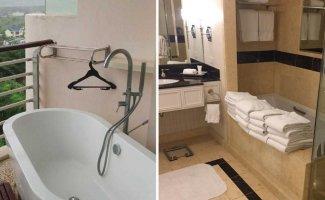 15 сюрпризов, которые встречаются в номерах дешевых отелей (16фото)