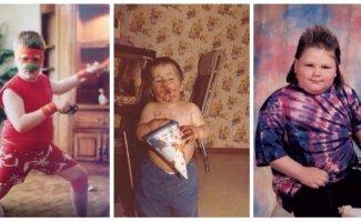 Пользователи делятся неловкими детскими фотографиями своих жён и мужей, и это слишком смешно (27фото)