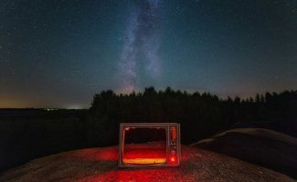 Заброшенное и звёзды (30фото)
