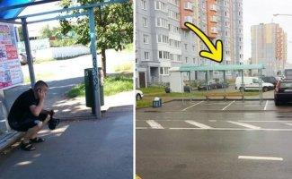 Остановки России — самые безумные остановки на планете (25фото)