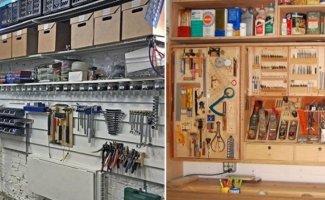 15 идеальных гаражей, где можно построить что угодно (23фото)