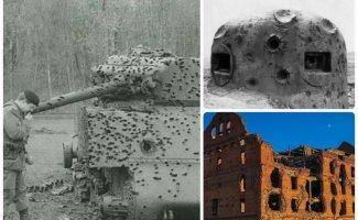Эхо войны: пробиты, но не повержены (19фото)
