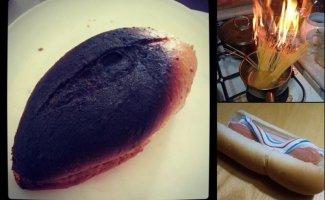 20 примеров того, что получается, когда пьяные берутся за готовку (21фото)