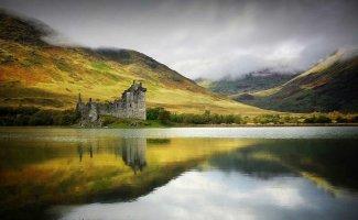 25 фото, которые станут причиной вашей поездки в Шотландию (25фото)