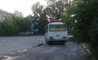 Автобус ПАЗ как неотъемлемая часть российской действительности (46фото)