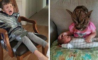 20 фотографий, которые показывают, почему быть единственным ребёнком в семье не так уж плохо (23фото)