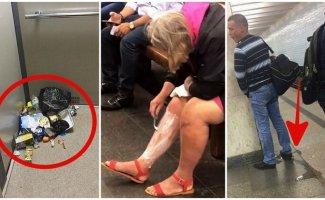 15 человек, заслуживающих депортации на необитаемый остров за отвратительное поведение (16фото)