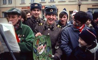 Повседневная жизнь СССР в 80-е годы (32фото)