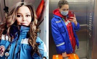 Милые сотрудницы полиции в форме и без нее (27фото)