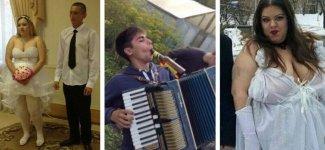 Деревенские свадьбы, на которые не тратят миллионы рублей (26фото)