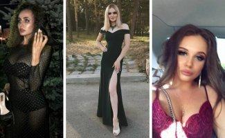 Декольте, мини и разрезы. Фото самых ярких выпускниц 2019 года (23фото)