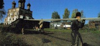 Девяностые в российской провинции (30фото)
