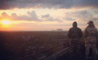 Прямо как в игре S.T.A.L.K.E.R.! Как сейчас дела в Припяти и Чернобыльской зоне отчуждения (50фото)