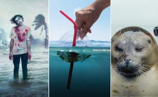 Несколько примеров социальной рекламы, которая способна задеть за живое (19фото)