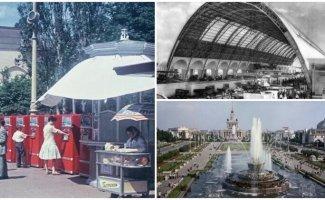 25 архивных фото ВДНХ, которые будут интересны многим (26фото)