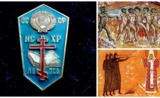 Иконографический беспредел: 20 поразительных фактов из области религии (22фото)