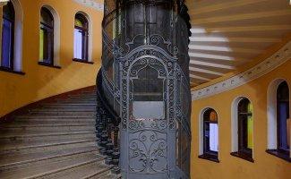 Лифты дореволюционного Санкт-Петербурга (9фото)