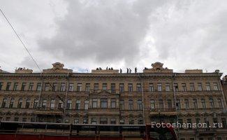 Бродя по Санкт-Петербургу (45фото)
